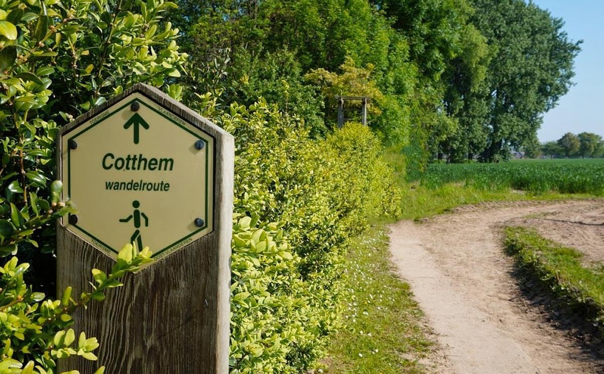 Wandelroutes nabij Koffiehuis Kattekwaad