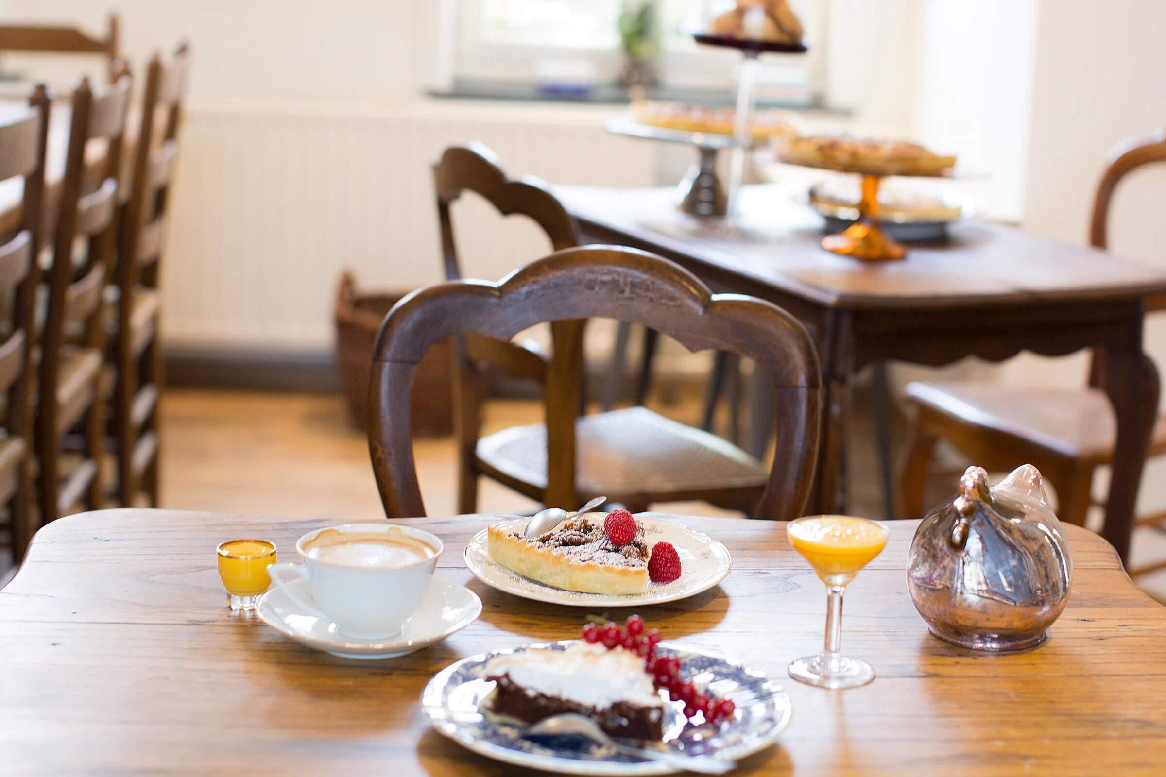 Koffiehuis Kattekwaad - Heerlijke koffie en artisanale lekkernijen in Hillegem (Herzele)