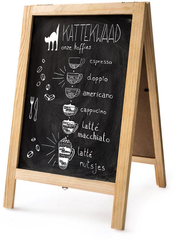 De koffies - Koffiehuis Kattekwaad