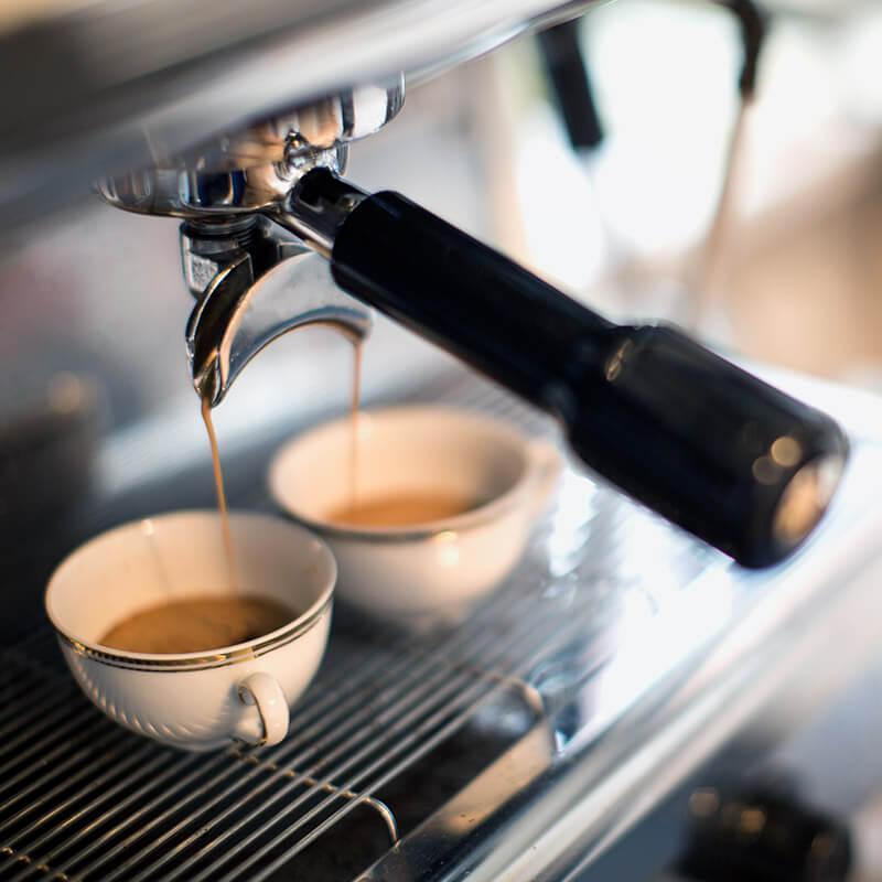 Espresso bij Koffiehuis Kattekwaad